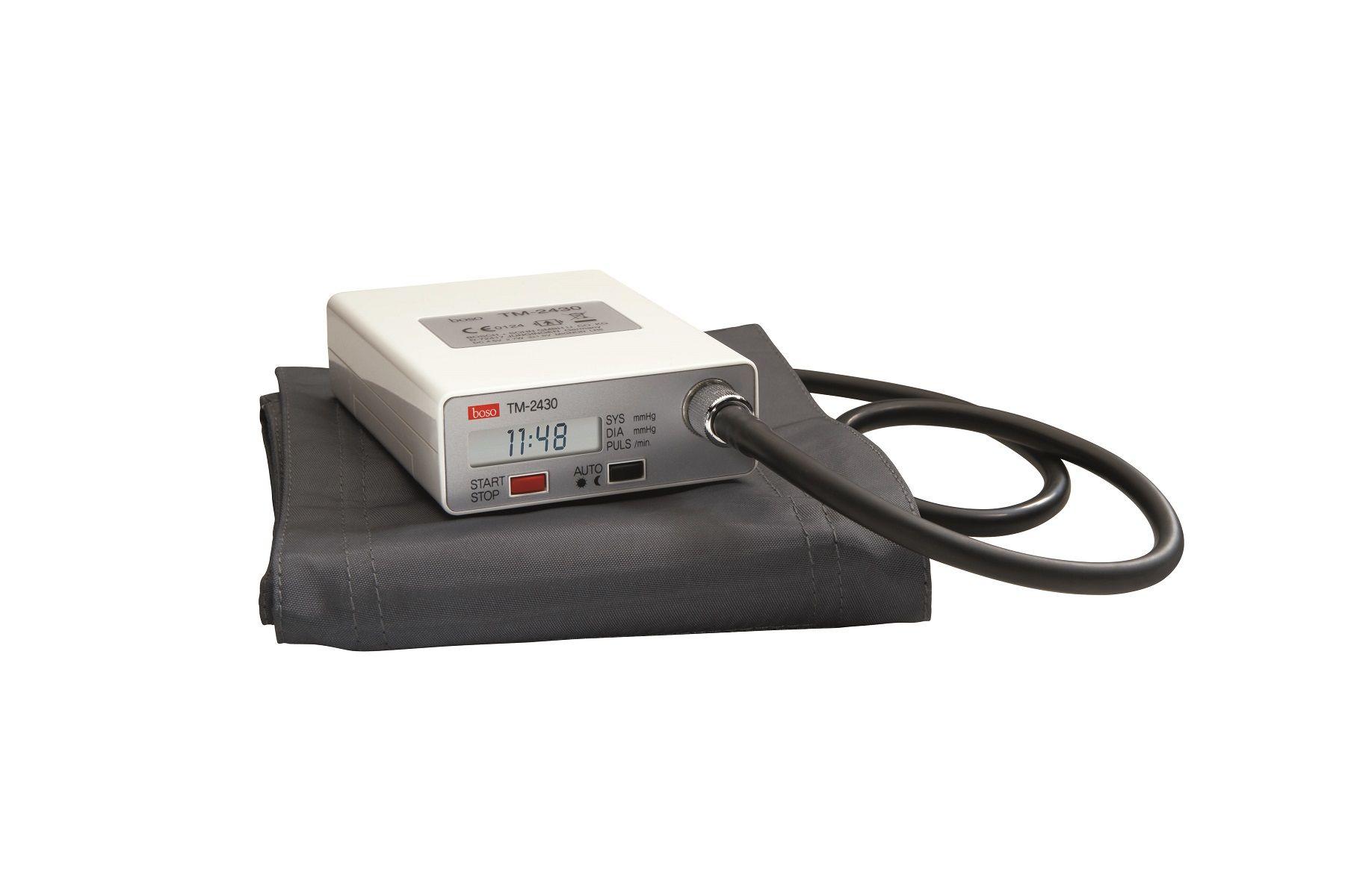 slide image Aktionspaket: Langzeit-Blutdruckmesser boso TM-2430 PC 2